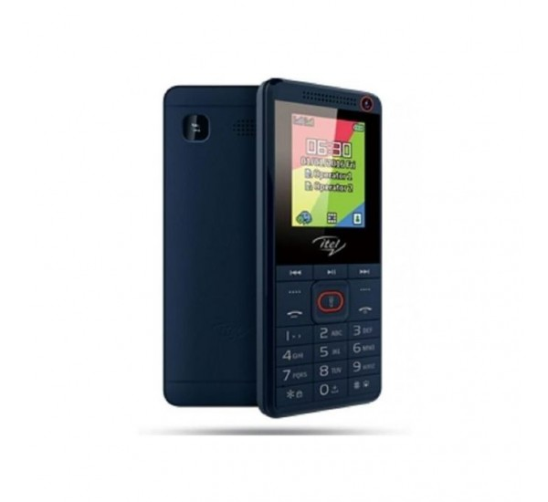 Itel 2180 Dual SIM, Wireless FM Phone, Dual Camera