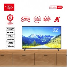 """Itel 32"""" Inches A32100AE HD TV With Overvoltage Protection"""