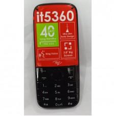 """Itel It 5360 - 2.8"""" Screen, Opera Mini, 1900mAh Big Battery"""