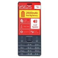 "Itel 5625 2.8"" Triple SIM, Louder Music, 2500mAh Super Battery Phone"