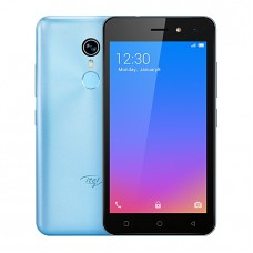 Itel A33 5-Inch (16GB ROM,1GB) Android 8.1 Oreo Go, 5MP + 2MP Fingerprint ID 3G Smartphone