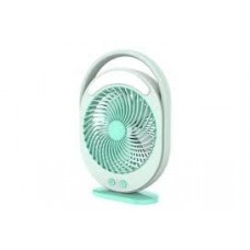 Kamisafe  Rechargeable LED  Multifunctional Table Fan KM-F0336