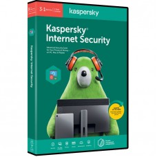 Kaspersky Internet Security 3 Users / 1 Year