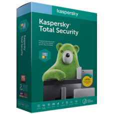 Kaspersky Total Security Latest Version- 3 Users, 1 Year