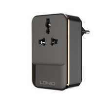 Ldnio SC1205 2 in 1 Universal Fast Phone Charger, 2 USB port, 1 Auto ID Output :5V/2.4A, 1 QC3.0