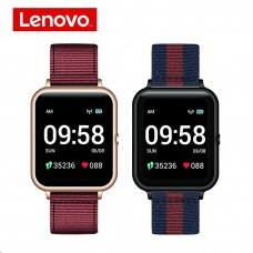 "Lenovo S2 Smart Watch 1.4"" 240x240 Fitness Tracker Calorie Pedometer Sleep Heart Rate Monitor Smartwatch"