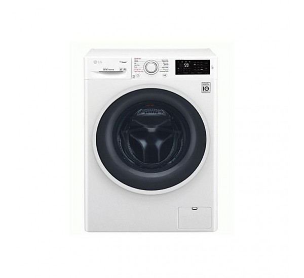 LG 2 IN 1 Smart Wash & Dry Machine Front Load 4J6TMP0W {8KG/5KG}