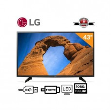 LG 43 Inch LED FHD TV LK500PTA HDMI, USB, Surround Sound