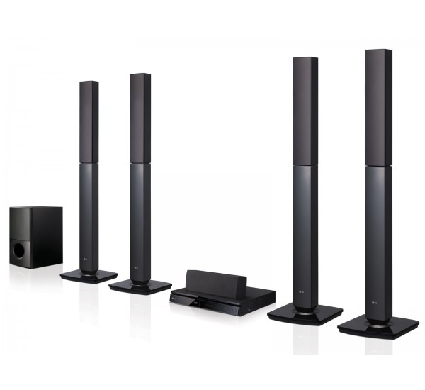 LG DVD HOME THEATRE SYSTEM DH4530T