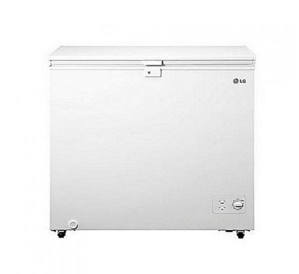 LG Chest Freezer - GCS215SVF 190 Litres, Turbo Freezing