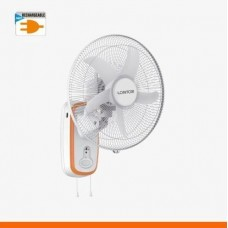 Lontor CTL- CF015R 16 inches Rechargeable Wall Fan With Remote