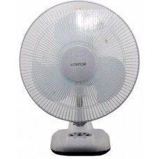 Lontor 12'' Rechargeable Table Fan