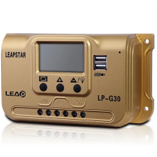 LP G30 40ah Solar Charge Controller