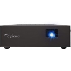 Optoma LV130 Mini 300 Lumens Projector, Bright and Ultra Portable LED Cinema in Your Pocket, 4.5 Hour Built-in Battery, HDMI, USB, DLP Projector with Amazing Colors