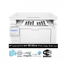 Hp LaserJet Pro MFP M130nw All-In-One Printer (Print/Scan/Copy)