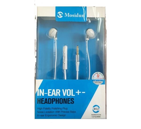 Mosidun Wired Headphone M32
