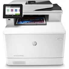 HP LaserJet Pro M479fdw Multifunction Color Wireless Laser Printer