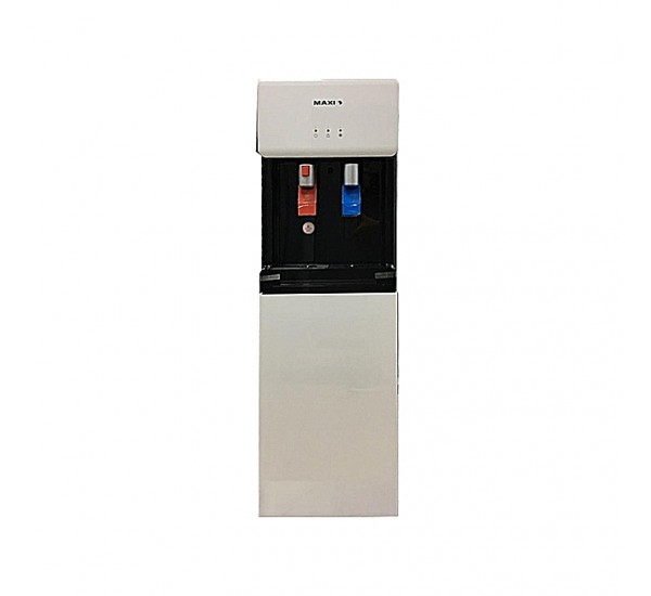 MAXI Water Dispenser WD1675S-B With Fridge