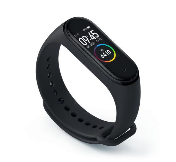 Band 4 Smart Watch Bracelet Version - Black