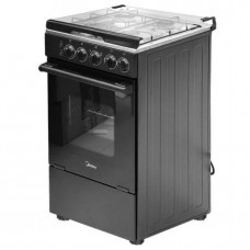 Midea 50 X 55, 4 Burner Gas Cooker With Oven And Grill
