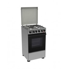 Midea 20BMG4Q007- 50 x 55 - 3 Gas + 1 Electric Cooker , Grill Oven