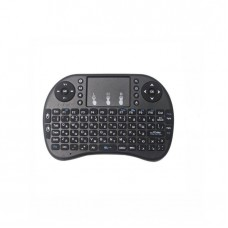 Mini Portable Wireless Keyboard With Backlight And Touch Pad For Smart TV's, Laptops