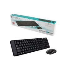 Logitech MK220 Wireless Keyboard And Mouse Combo