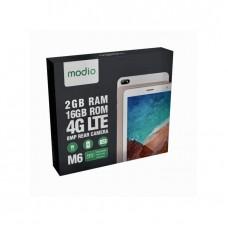 Modio M6 - 16GB ROM, 2GB RAM 4 Core, 4G, Dual Camera, Kids Tab With SIM