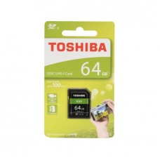 Toshiba 64GB Micro SD Memory Card Class 10