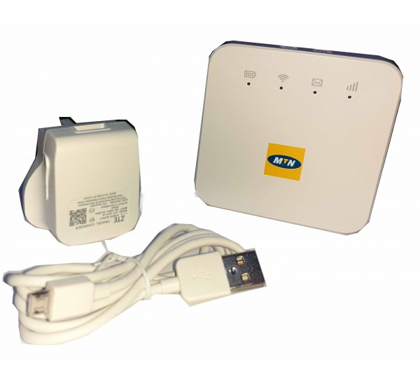 MTN MF927U 4G LTE Mobile Wi-Fi Router Hotspot