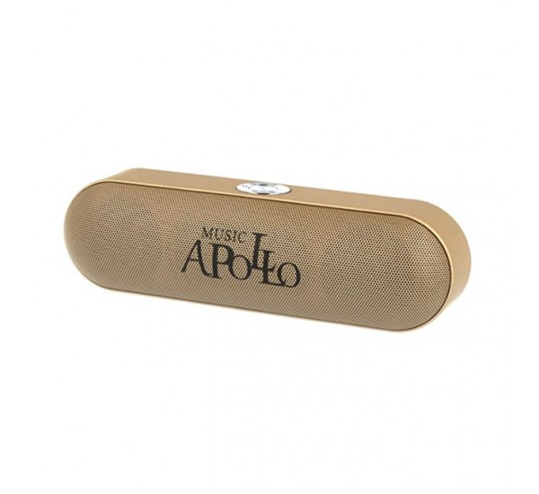 Apollo Bluetooth Speaker Music Apollo S207 Wireless Portable Subwoofer Speakers Support TF FM