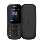 Nokia 105 (2019) Dual SIM, FM Radio, TORCH, 800mAh
