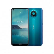 "Nokia 3.4 - 64GB ROM + 4GB RAM, 6.39"" HD+ Display, 4000maH Battery, 4G, Dual SIM"