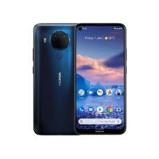 "Nokia 5.4, 6.39"" HD+ 4GB RAM + 128GB ROM Android 11 (48MP + 5MP + 2MP + 2MP) + 16PM Dual SIM"