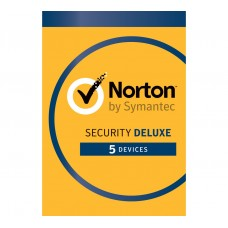 NORTON SECURITY DELUXE 5 USERS