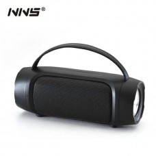 NS-S8 Portable Solar Charging Bluetooth Speaker With Strong Battery And Loud Bass