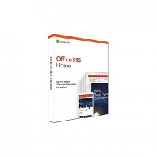 Microsoft Office 365 Home -  6 Users