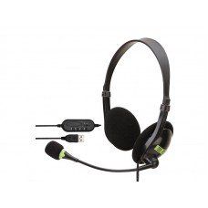 OH 106 USB Headset with Microphone Noise Cancelling Computer PC Headphone