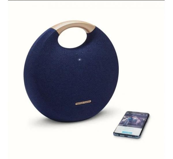 Onyx Studio 5 Bluetooth Wireless Speaker (Onyx5 Blue)
