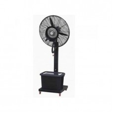 OX 26-Inch Industrial Outdoor Cooling Fan With Water Mist
