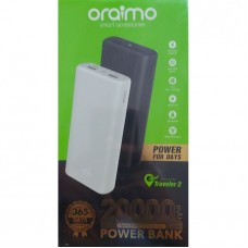 Oraimo OPB-P203D Traveller 2 20000MAH Powerbank - Power For Days