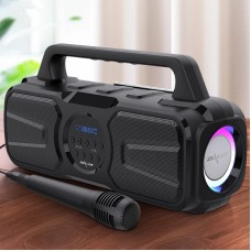 Zealot P2 Big Solar 40W Portable Bluetooth Speaker IPX5 With Music Center Acoustic System Subwoofer, TF AUX Fm, Microphone