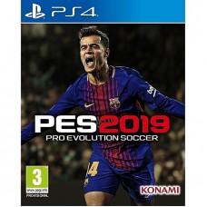 Konami PES Pro Evolution Soccer 2019 - PlayStation 4 PES 19