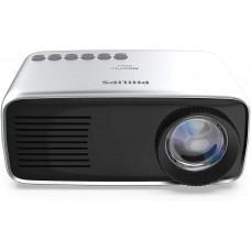 Philips Neopix Start Plus Mini Projector NPX245/INT With Built-in Media Player and Battery