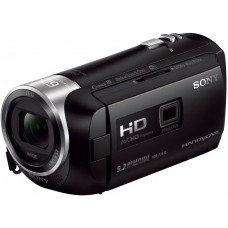Sony HDR - PJ410 Full HD Camcorder with Built-In Projector (30x Optical Zoom, Optical SteadyShot, Wi-Fi and NFC)