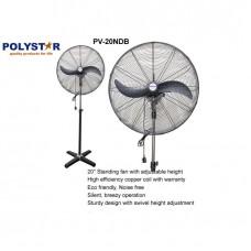 Polystar 20 Inches Industrial Standing Fan