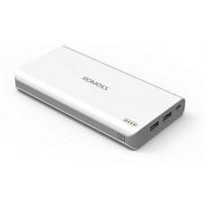 Romoss Polymos 20 20000mAh Power Bank Dual USB Li-polymer Battery Bank Portable Charger