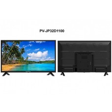 "Polystar 32"" LED TV Energy Saving TV With HDMI, USB"