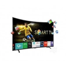 Polystar 40 Inches Curve Smart TV With Inbuilt NETFLIX