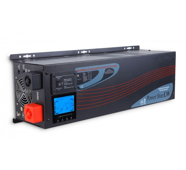 Powerstar 5000 watts 48v Inverter  Pure sinewave + Charger